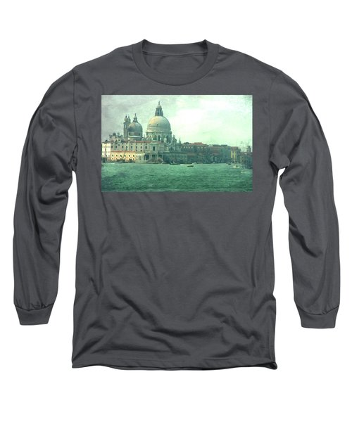 Long Sleeve T-Shirt featuring the photograph Old Venice by Brian Reaves