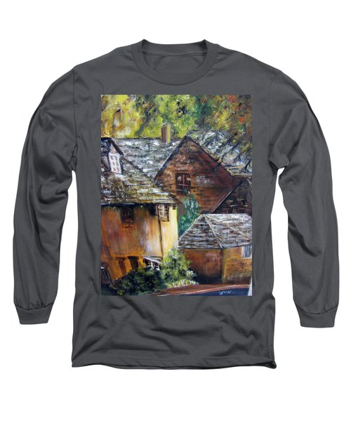 Old Village Long Sleeve T-Shirt