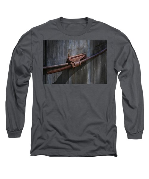 Old Water Tank Long Sleeve T-Shirt