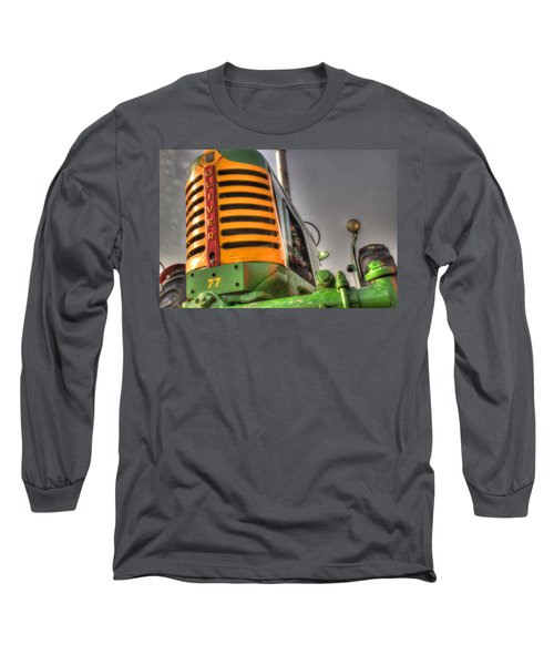 Oliver Tractor Long Sleeve T-Shirt