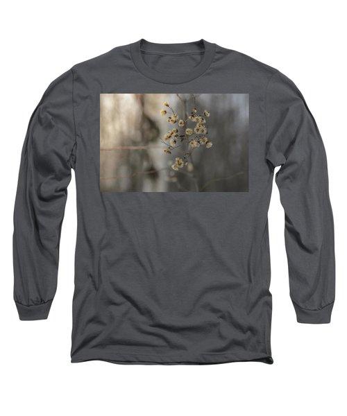 On A Winter Walk Long Sleeve T-Shirt