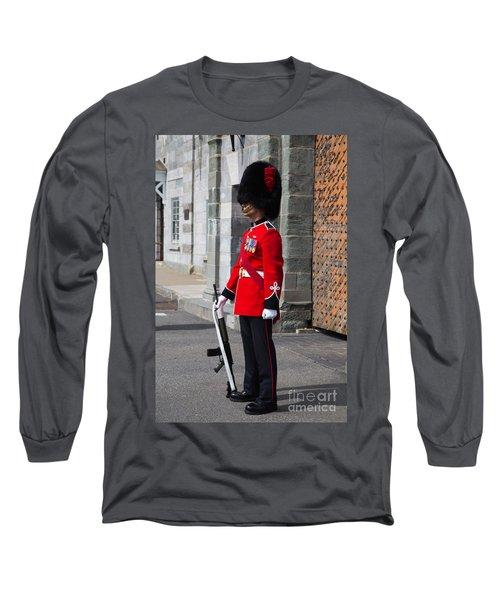 On Guard Quebec City Long Sleeve T-Shirt