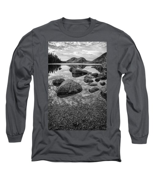 On Jordan Pond Long Sleeve T-Shirt