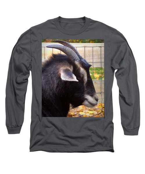 On My Break Long Sleeve T-Shirt by Joseph Skompski