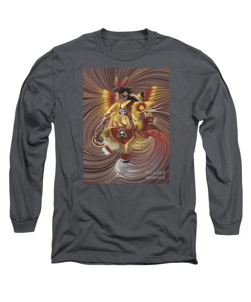 On Sacred Ground Series 4 Long Sleeve T-Shirt