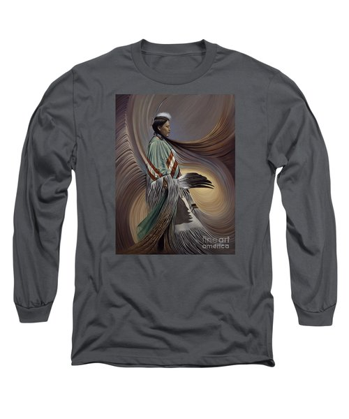 On Sacred Ground Series I Long Sleeve T-Shirt
