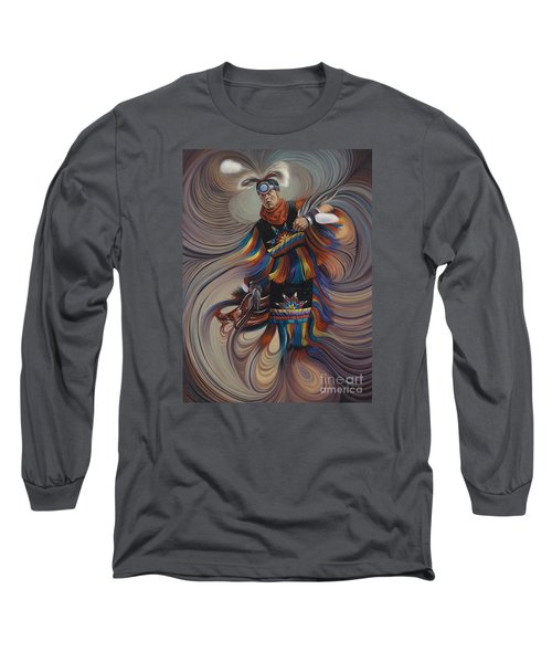 On Sacred Ground Series II Long Sleeve T-Shirt