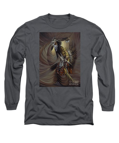 On Sacred Ground Series IIl Long Sleeve T-Shirt