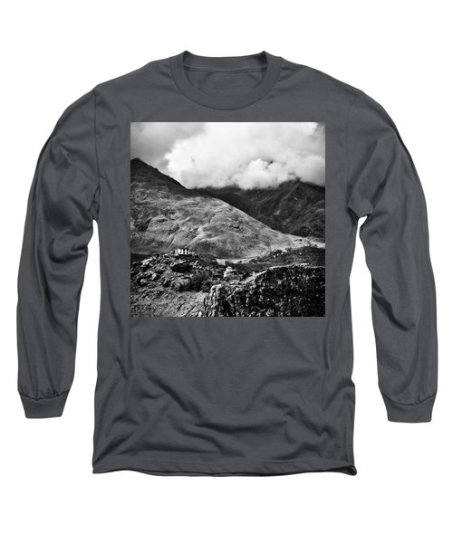 On The Mountainside Long Sleeve T-Shirt