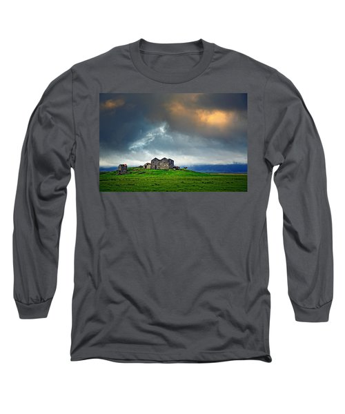 On The Road To Hofn Long Sleeve T-Shirt