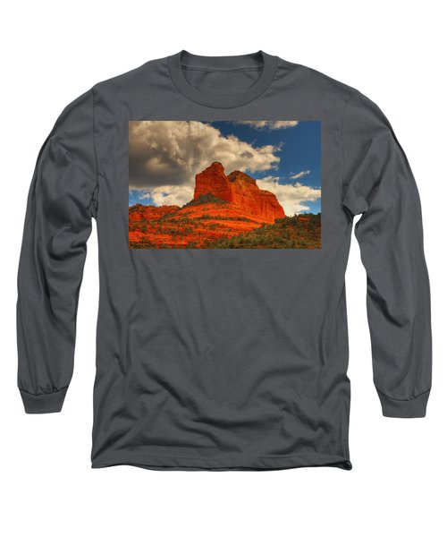 One Sedona Sunset Long Sleeve T-Shirt