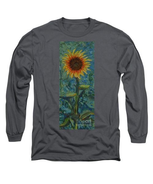 One Sunflower - Sold Long Sleeve T-Shirt