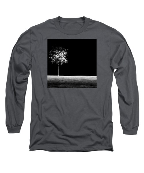 Long Sleeve T-Shirt featuring the photograph One Tree Hill by Darryl Dalton