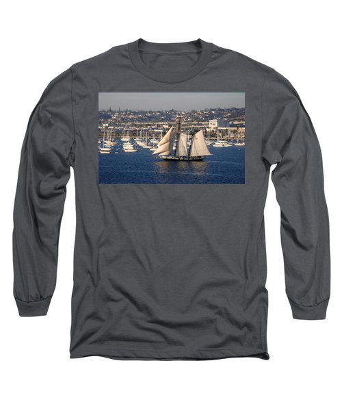 Only In My Dreams Long Sleeve T-Shirt by Jay Milo