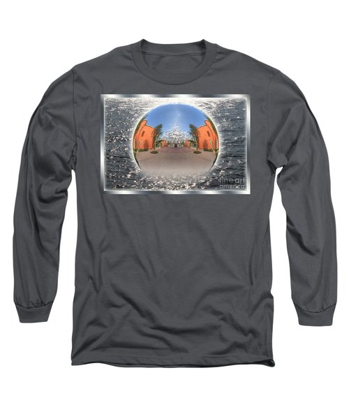 Orb On The Water Long Sleeve T-Shirt
