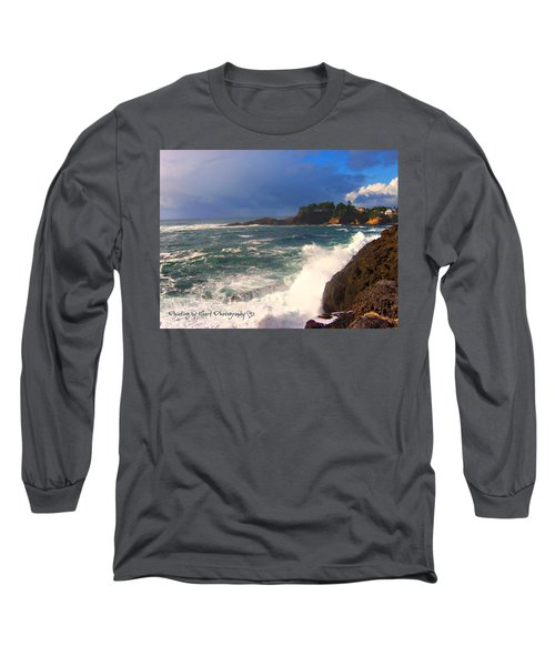 Oregon Coast 9 Long Sleeve T-Shirt