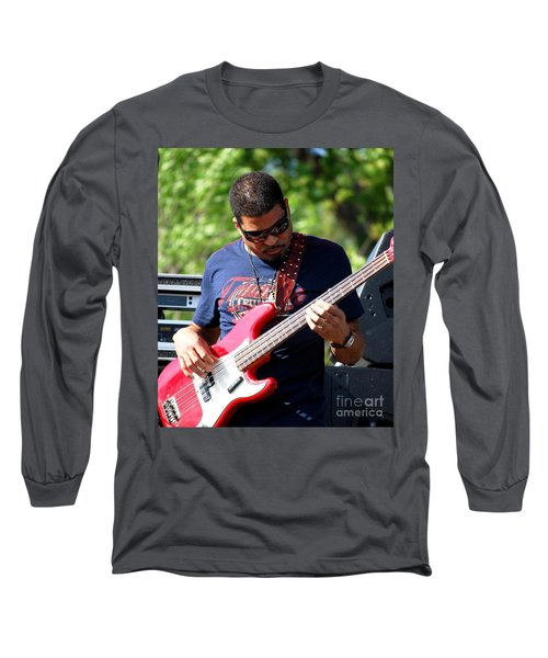 Oteil Burbridge Long Sleeve T-Shirt