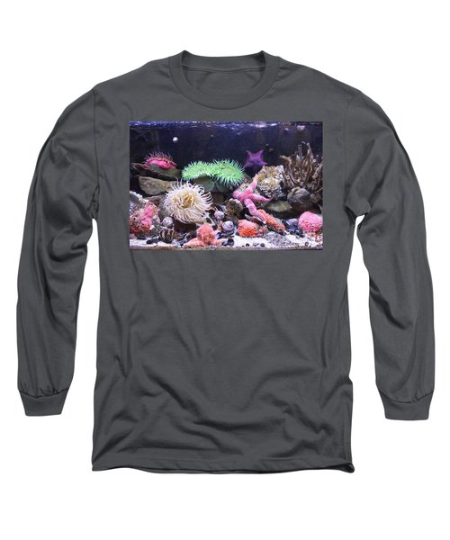 Our Colourful Underwater World Long Sleeve T-Shirt
