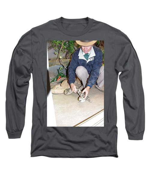 Out Of Africa Viper 1 Long Sleeve T-Shirt