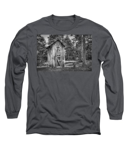 Outdoor Plumbing Long Sleeve T-Shirt