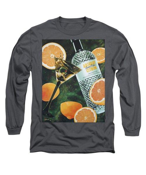 Outer Citron Long Sleeve T-Shirt