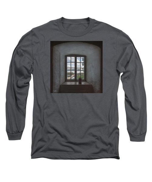 Outlook Long Sleeve T-Shirt by Torbjorn Swenelius