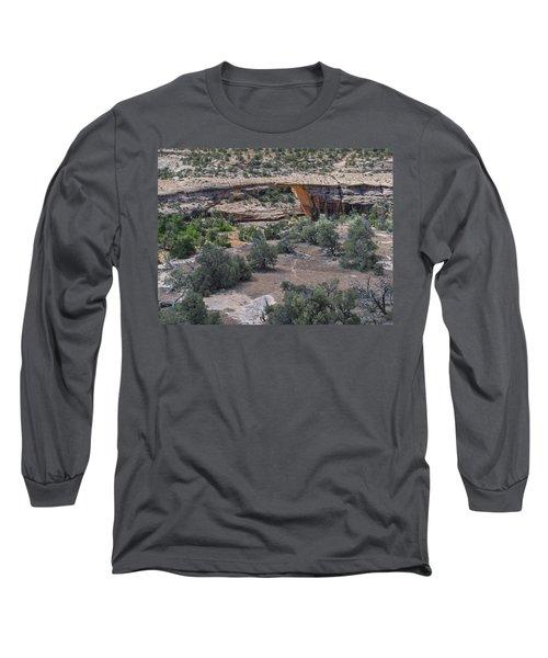 Owachomo Natural Bridge Long Sleeve T-Shirt