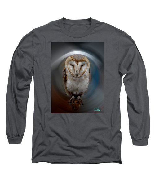 Owl Alba  Spain  Long Sleeve T-Shirt