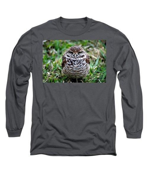 Owl. Best Photo Long Sleeve T-Shirt
