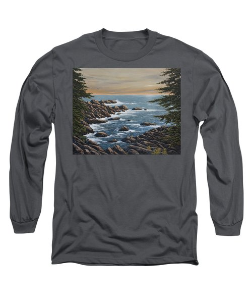 Pacific Rim Long Sleeve T-Shirt