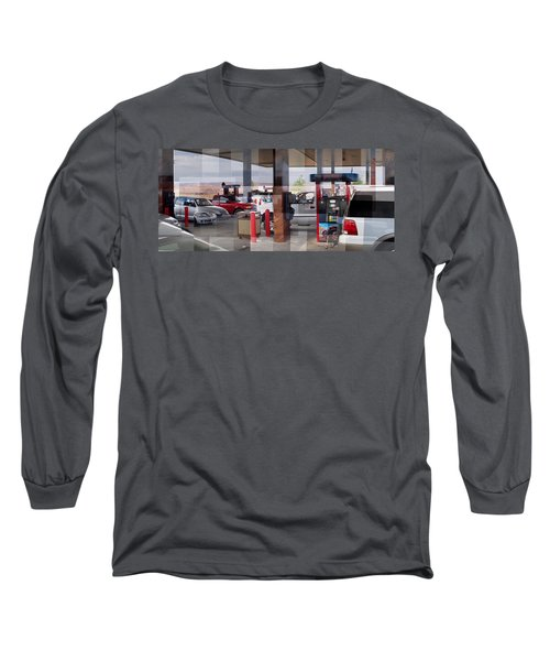 Page Gas Long Sleeve T-Shirt