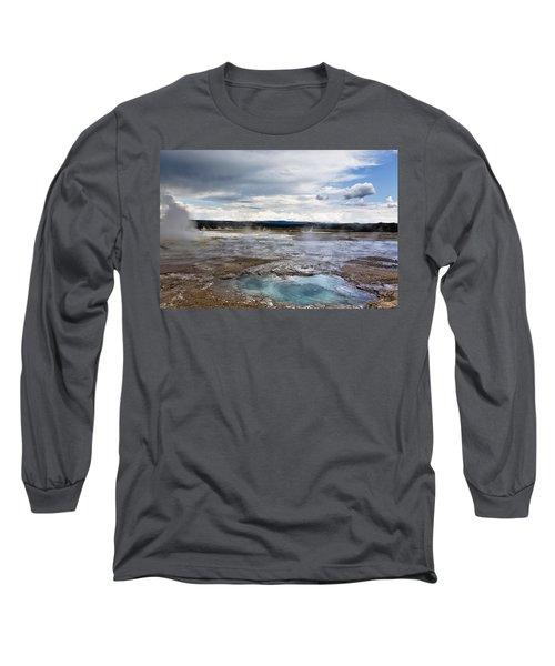 Paint Pots Long Sleeve T-Shirt