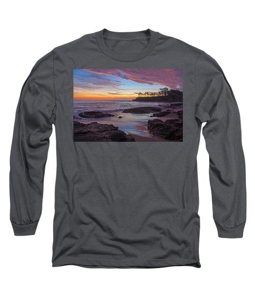 Painted Sky Laguna Beach Long Sleeve T-Shirt