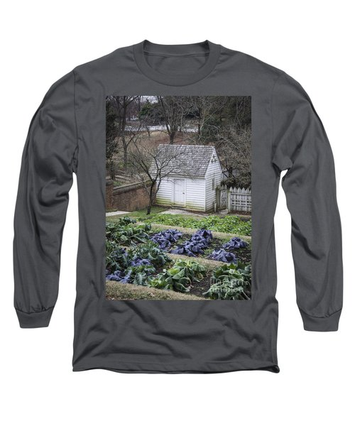 Palace Kitchen Winter Garden Long Sleeve T-Shirt