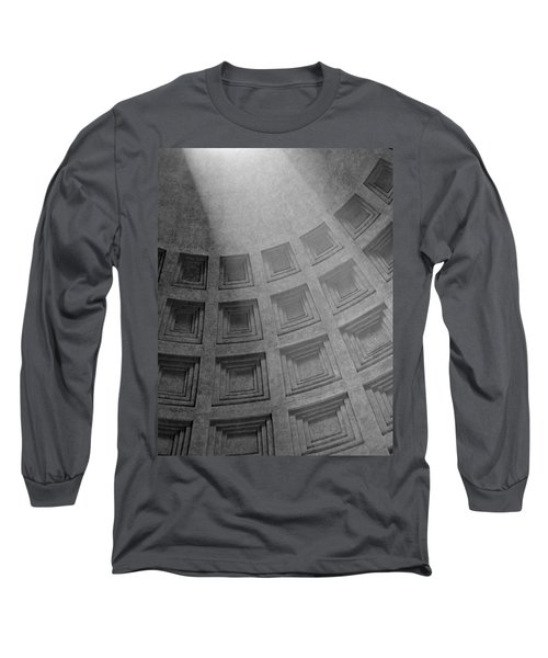 Pantheon Ceiling Long Sleeve T-Shirt