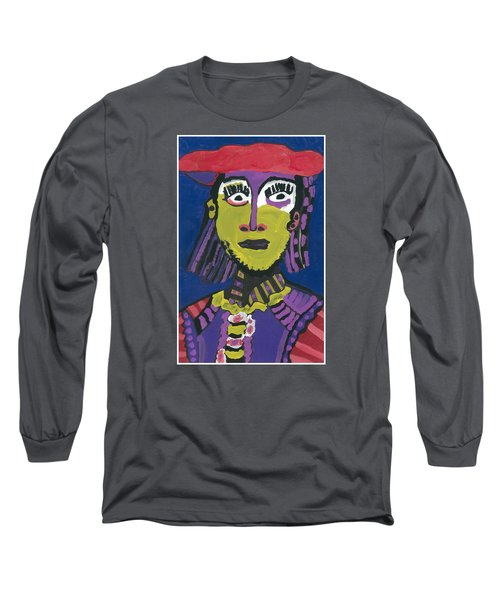 Papal Guard Long Sleeve T-Shirt by Don Koester