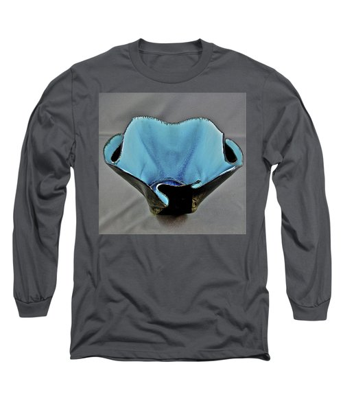 Paper-thin Bowl  09-002 Long Sleeve T-Shirt