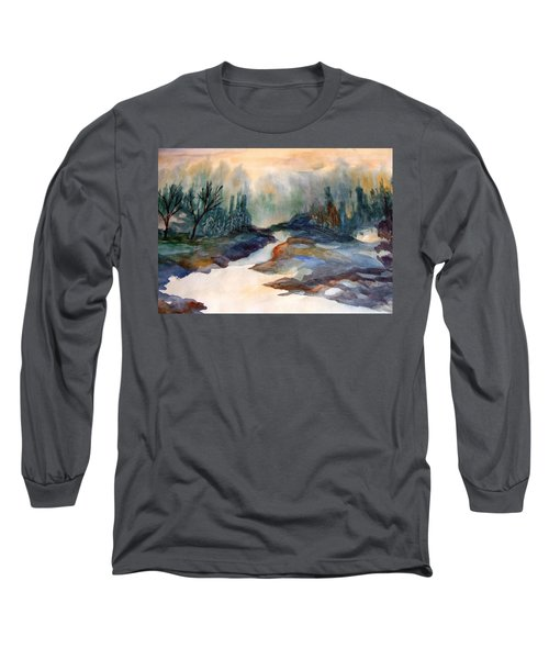 Pappa's Place Long Sleeve T-Shirt
