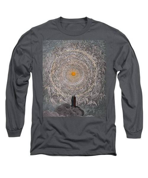 Paradise Canto Thirty One Long Sleeve T-Shirt