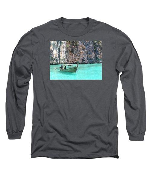 Paradise Water Holiday Long Sleeve T-Shirt