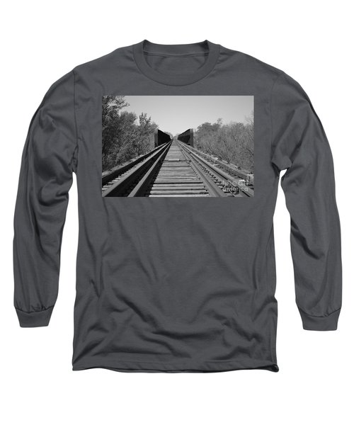 Parallelism Long Sleeve T-Shirt