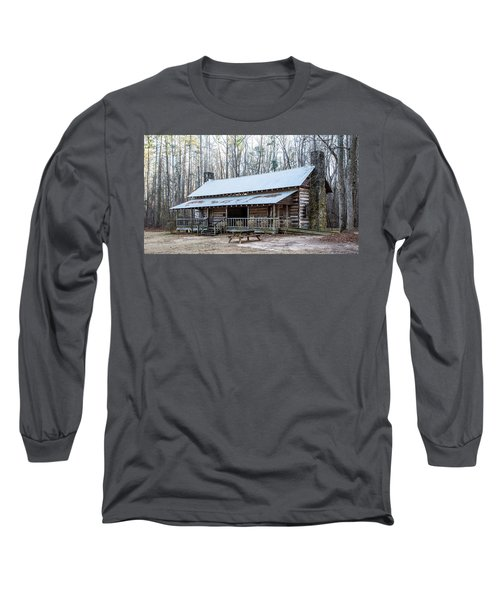 Park Ranger Cabin Long Sleeve T-Shirt