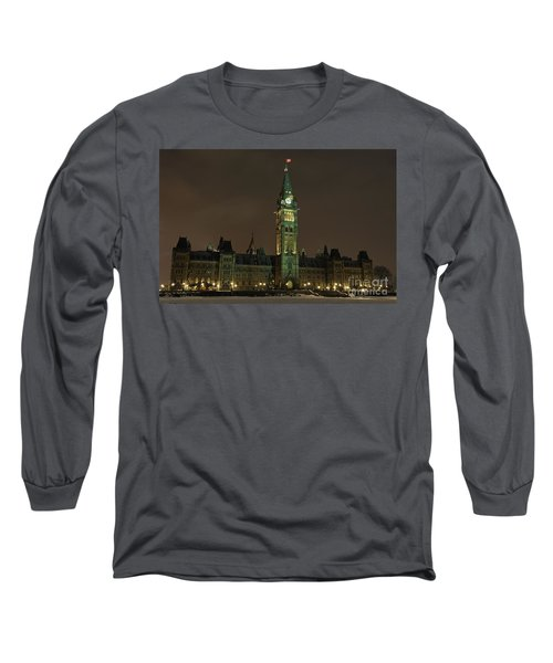 Parliament Hill Long Sleeve T-Shirt