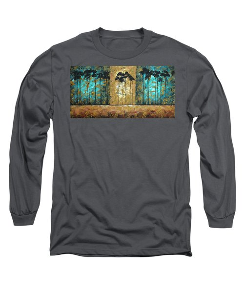 Parting Of Ways By Madart Long Sleeve T-Shirt