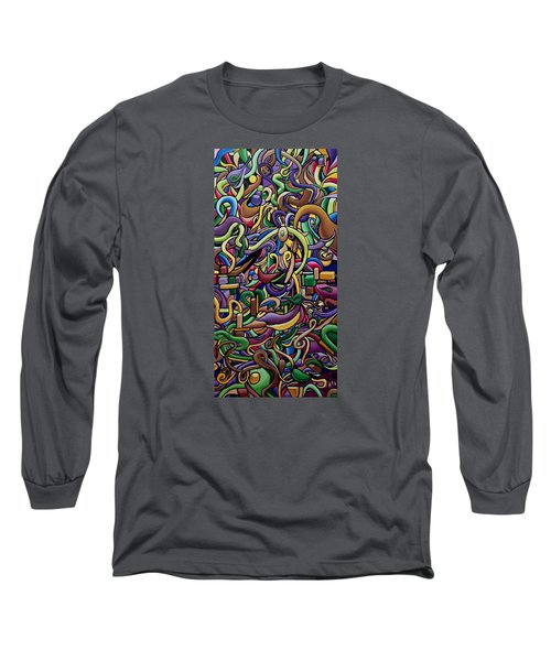 Party Life 2 Long Sleeve T-Shirt