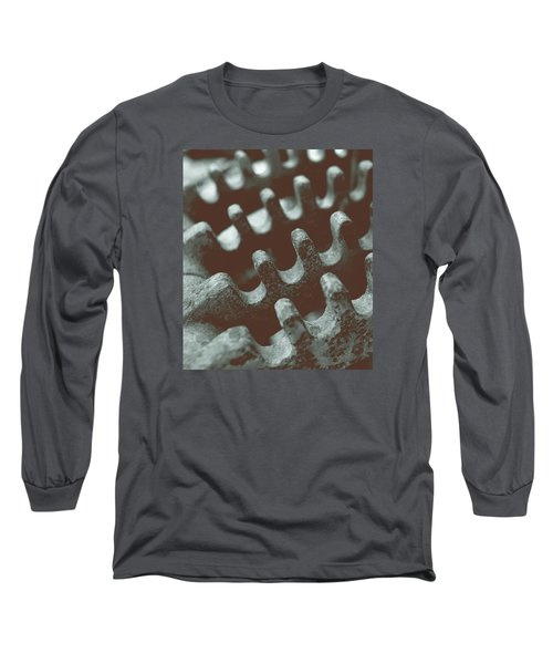 Passing Gears Long Sleeve T-Shirt by Steven Milner