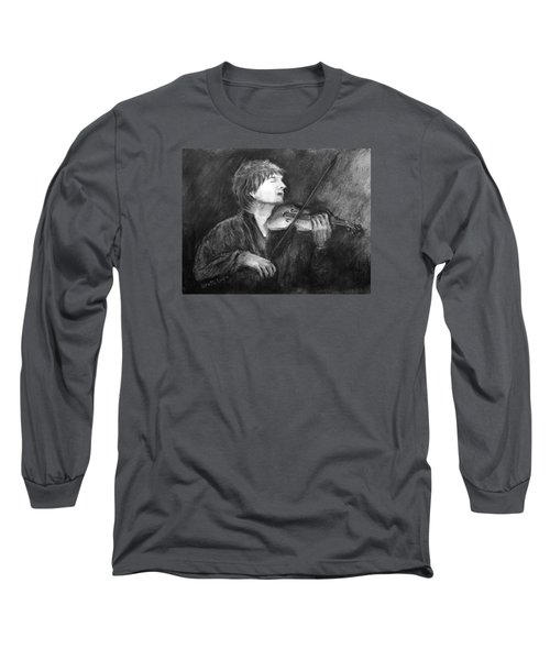 Passion Long Sleeve T-Shirt by Loretta Luglio