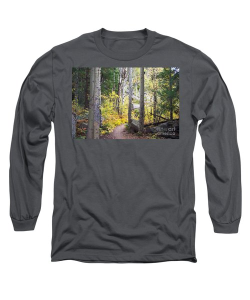 Path Of Peace Long Sleeve T-Shirt