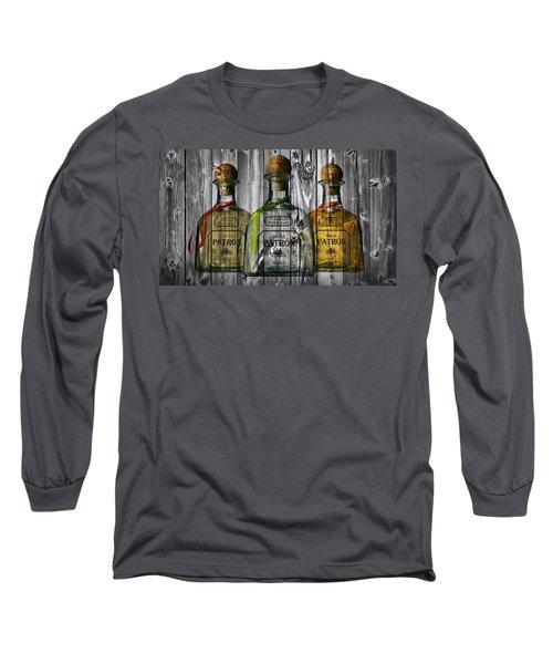 Patron Barn Door Long Sleeve T-Shirt