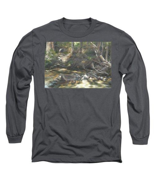 Peace At Darby Long Sleeve T-Shirt